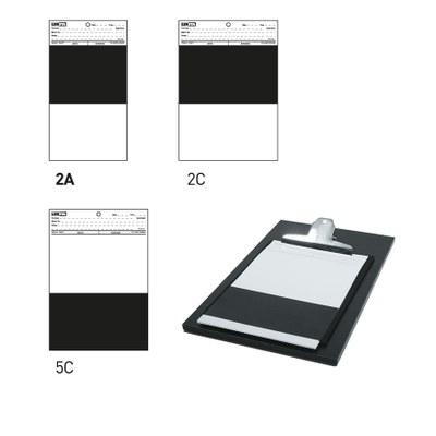 Leneta contrast or test charts