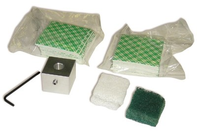 ScotchBrite Abrasive Pad Kit