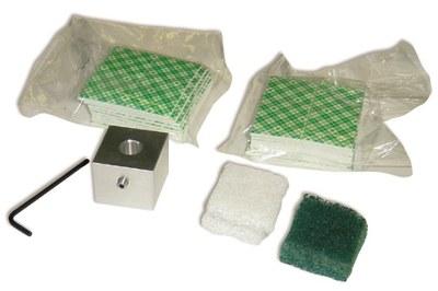 ScotchBrite Abrasive Pad Kit
