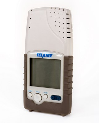 Telaire CO2 air monitors