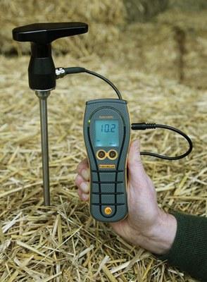 Protimeter Balemaster, hay and straw bale moisture meter