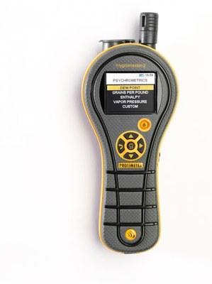 Protimeter Hygromaster 2, moisture meter