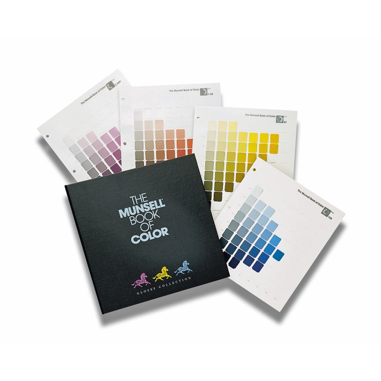 munsell comunication munsell color books - Munsell Color Book