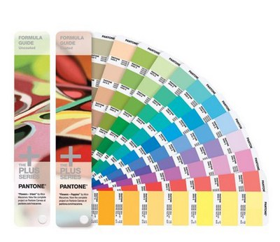 PANTONE Formula Guide Solid Coated / Uncoated