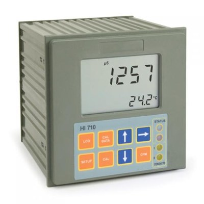 HI700 Series  Panel-mounted Conductivity Controller