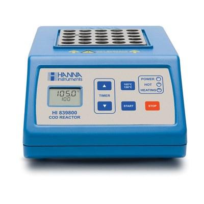 Calentador de Tubos de ensayo (Reactor) HI-839800-02
