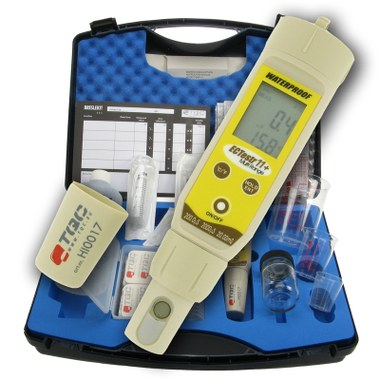 Bresle Kit - Chloride Test  Roughness and Surface cleanliness, surface profile gage,