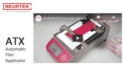 NEURTEK ATX Automatic applicator