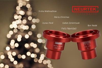 NEURTEK wish you Merry Christmas