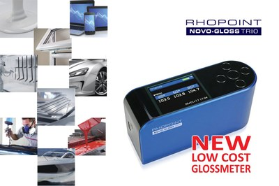 New Novo-Gloss Trio Glossmeter