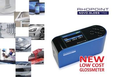 New Novo-Gloss Trio Glossmeter