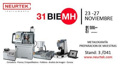 Next meeting, BIEMH 23 -27 November
