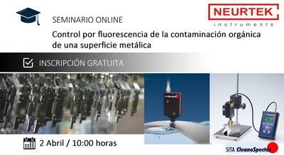 Webinar Contaminacion
