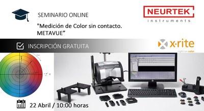 Webinar Color Sincontacto