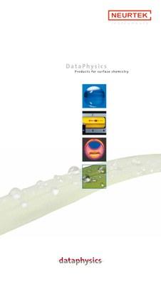 Catálogo DataPhysics Neurtek