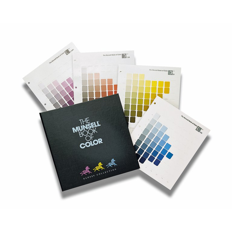 Munsell Comunicacion - Libros de Colores Munsell — Neurtek