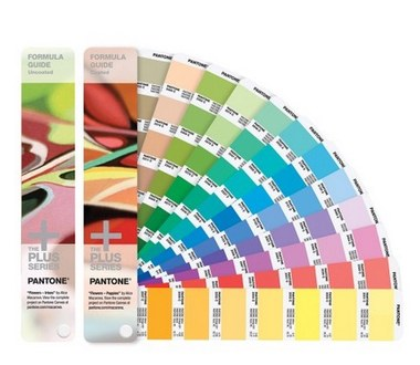 PANTONE Formula Guide Solid Coated / Uncoated Colores Pantone