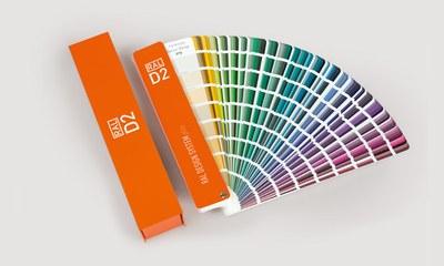 Cartas de color RAL Design