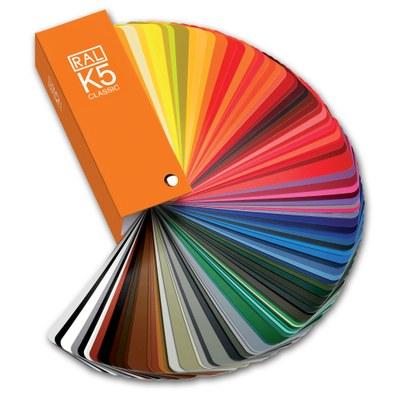 RAL K5 Abaníco de colores