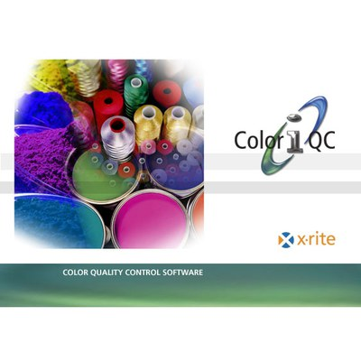 Software iQC, Control de Calidad de Color