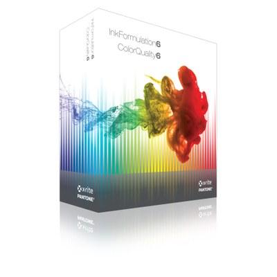 Software Ink Formulation, Formulacion Tintas