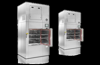 Esterilizadores de aire caliente (ISO 7) VHS
