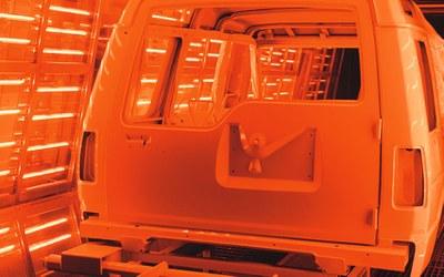 Instalaciones de infrarrojos IR