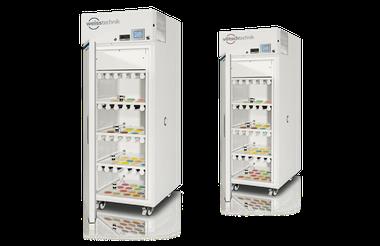Cámara de ensayo de fotoestabilidad PHARMA-L Cámaras Climáticas para Ensayos de Estabilidad en Farmacia Weiss Umwelttechnik