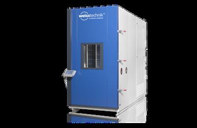 Cámara de ensayos para módulo fotovoltaico PV