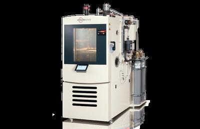 Sistema de ensayo para baterías de ion-litio