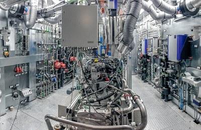Bancos de ensayo para motores