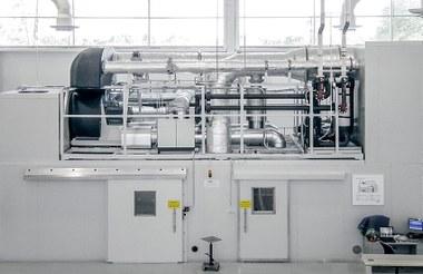 Bancos de ensayo para refrigeración de motores Cámaras Climáticas Especiales Weiss Umwelttechnik