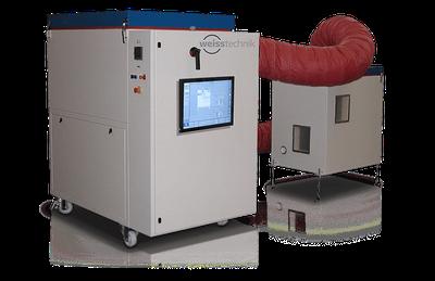 Generador para aire acondicionado por temperatura y humedad