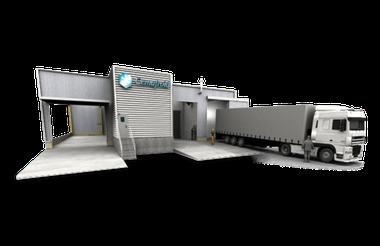 Túneles climáticos para ensayos de camiones frigoríficos Proyectos Especiales Weiss Umwelttechnik