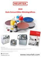 Portada Guia Consumibles Metalograficos