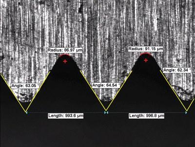 Captiva Software Análisis de Imagen Clemex
