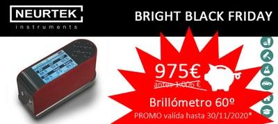 ¡ Bright Black Friday ! Promoción en Brillo.