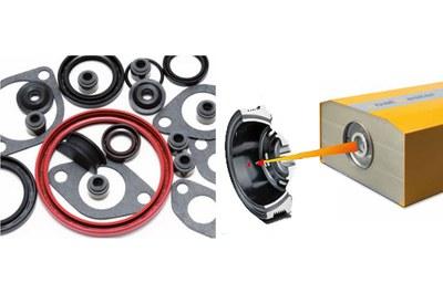CoatMaster, control online del adhesivo en Caucho-Metal