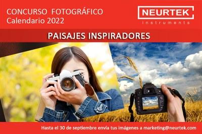 Concurso Fotográfico Calendario NEURTEK 2022