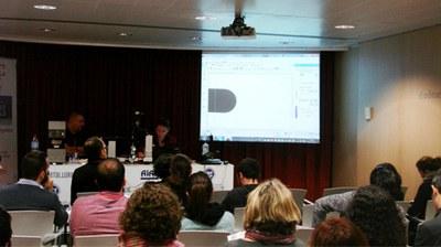 Éxito de la Jornada teórico-práctica sobre caracterización de superfícies y líquidos en el AIAS
