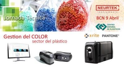 Gestión del Color en la industrial del plástico