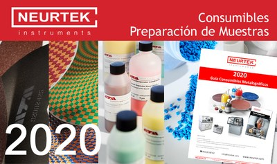 Guía Consumibles Metalográfico 2020