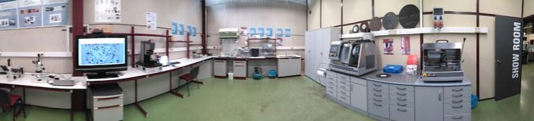 Showroom JT Metalografia