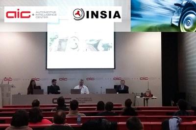 Jornada Técnica de Ensayos Ambientales en Componentes y Módulos de Automoción en el AIC e INSIA