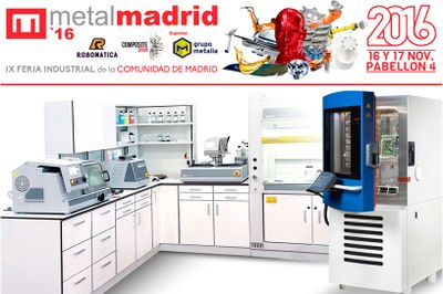 NEURTEK acude a MetalMadrid