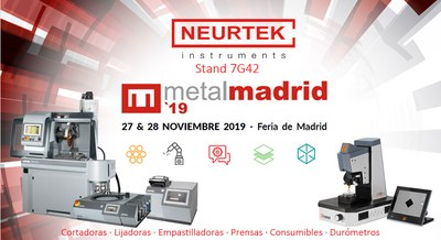 NEURTEK en METALMADRID