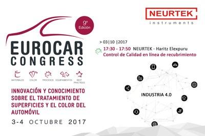 NEURTEK participa en EUROCAR Congress