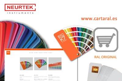NEURTEK lanza la nueva tienda CartaRAL.es