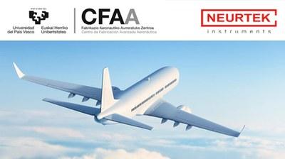 NEURTEK nuevo socio del Centro de Fabricación Avanzado de Aeronaútica