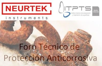 NEURTEK participa en el Foro Técnico de Protección Anticorrosiva mediante Recubrimientos Industriales